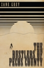 The Rustlers of Pecos County - eBook