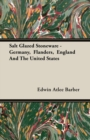 Salt Glazed Stoneware - Germany,  Flanders,  England And The United States - eBook
