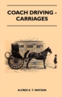 Coach Driving - Carriages - eBook