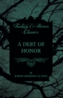 A Debt of Honor - eBook