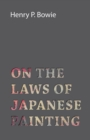 On The Laws Of Japanese Painting - eBook