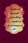 Modern Sexual Morality and Modern Nervousness - eBook