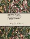 Piano Sonatas No.7-9 By Wolfgang Amadeus Mozart For Solo Piano (1777-1778) K.309/284b K.310/300d K.311/284c - eBook