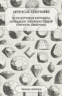 Artificial Gemstones - A Collection of Historical Articles on the Production of Synthetic Gemstones - eBook