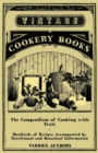 The Compendium of Cooking with Fruit - Hundreds of Recipes Accompanied by Nutritional and Botanical Information - eBook