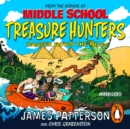Treasure Hunters: Danger Down the Nile : (Treasure Hunters 2) - eAudiobook