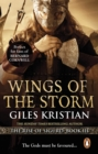 Wings of the Storm : (The Rise of Sigurd 3): An all-action, gripping Viking saga from bestselling author Giles Kristian - eBook