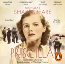 Priscilla : The Hidden Life of an Englishwoman in Wartime France - eAudiobook