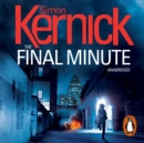 The Final Minute : (Tina Boyd 7) - eAudiobook