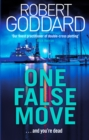 One False Move - eBook