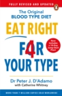 Eat Right 4 Your Type : Fully Revised with 10-day Jump-Start Plan - eBook