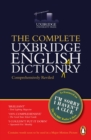 The Complete Uxbridge English Dictionary : I'm Sorry I Haven't a Clue - eBook