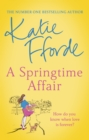 A Springtime Affair - eBook