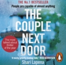 The Couple Next Door : The unputdownable Number 1 bestseller and Richard & Judy Book Club pick - eAudiobook