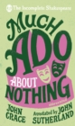 Incomplete Shakespeare: Much Ado About Nothing - eBook