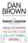 Dan Brown s Robert Langdon Series : Ebook Bundle - eBook