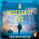 A Necessary Evil : Sam Wyndham Book 2 - eAudiobook