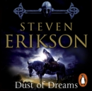 Dust of Dreams : The Malazan Book of the Fallen 9 - eAudiobook