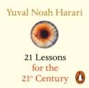 21 Lessons for the 21st Century - eAudiobook