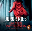 Juror No. 3 : A gripping legal thriller - eAudiobook