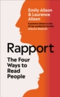 Rapport : The Four Ways to Read People - eBook