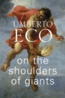 On the Shoulders of Giants : The Milan Lectures - eBook