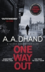 One Way Out - eBook