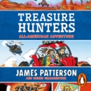 Treasure Hunters: All-American Adventure : (Treasure Hunters 6) - eAudiobook