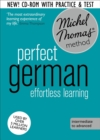 Perfect German Intermediate  Course: Learn German with the Michel Thomas Method - Book