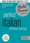 Perfect Italian Intermediate Course: Learn Italian with the Michel Thomas Method - Book