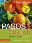 Pasos 1 Spanish Beginner's Course (Fourth Edition) : Coursebook - Book