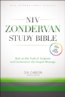 NIV Study Bible Hardback - Book