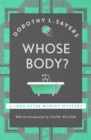 Whose Body? : Lord Peter Wimsey Book 1 - Book