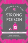 Strong Poison : Lord Peter Wimsey Book 6 - Book