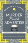 Murder Must Advertise : Lord Peter Wimsey Book 10 - Book
