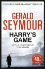 Harry's Game : The 40th Anniversary Edition - Book
