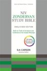 NIV Zondervan Study Bible (Anglicised) - Book