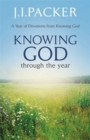 Knowing God Through the Year - Book