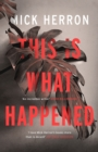 This is What Happened - eBook