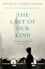 The Last of Our Kind - Book