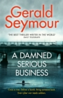 A Damned Serious Business - Book