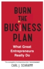 Burn The Business Plan : What Great Entrepreneurs Really Do - Book