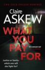 What You Pay For - eBook