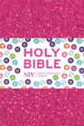 NIV Ruby Pocket Bible : Pink Glitter - Book