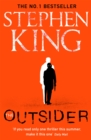 The Outsider : The No.1 Sunday Times Bestseller