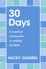 30 Days : A practical introduction to reading the Bible - Book