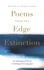 Poems from the Edge of Extinction - Book