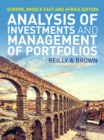 Analysis of Investments and Management of Portfolios - Book