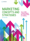 Marketing Concepts & Strategies - Book