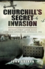 Churchill's Secret Invasion - eBook
